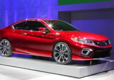 Детройт: Honda Accord Coupe Concept 2013 года