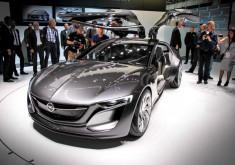 Opel привез во Франкфурт купе Monza