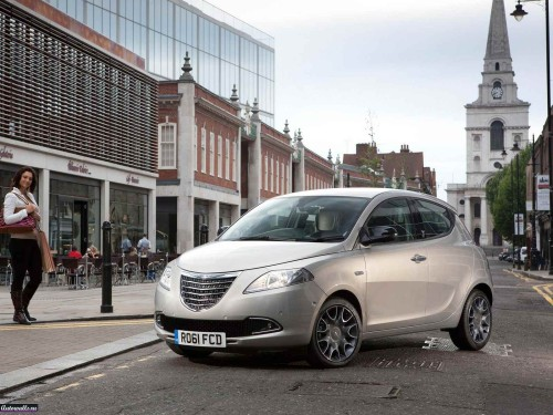 Chrysler Ypsilon 2012