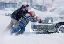 Водителям надо приготовиться к зиме